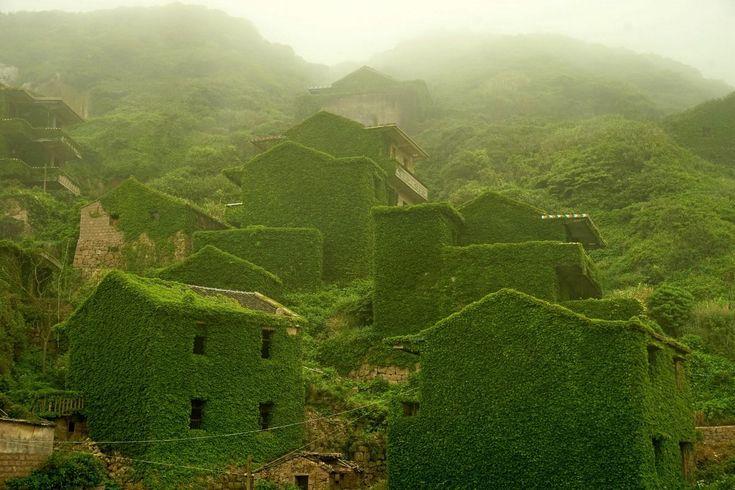 Houtouwan – Zhoushan Shi, China - Atlas Obscura