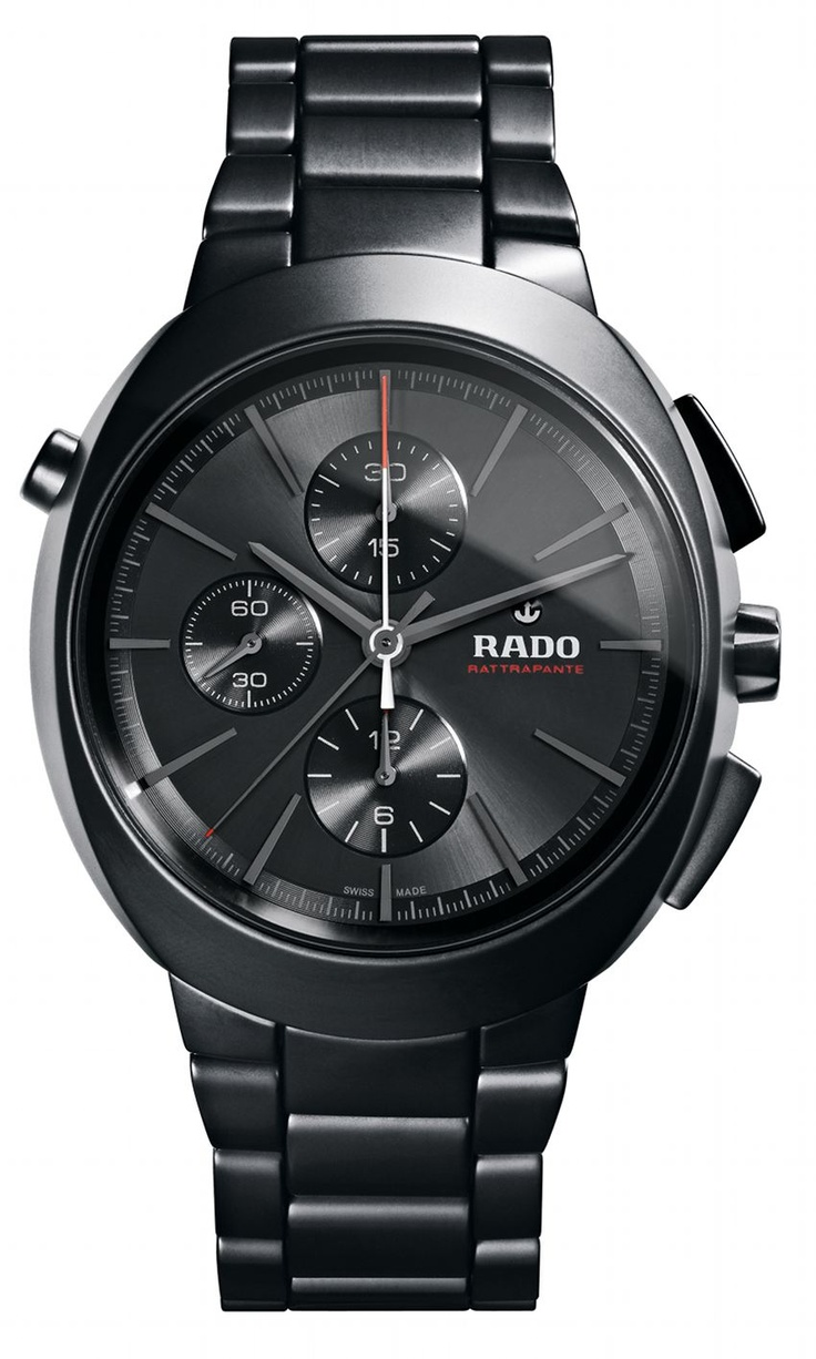 Rado D-Star Rattrapante Limited Edition 250 pieces