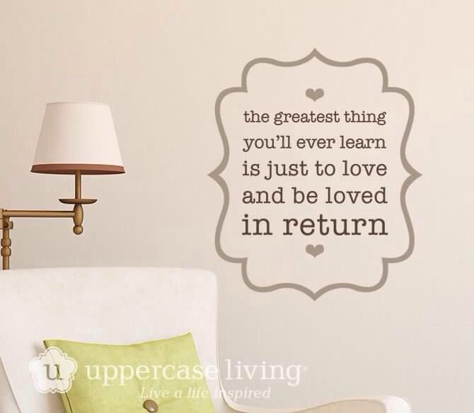 Great quote!  Http://ericah.uppercaseliving.net