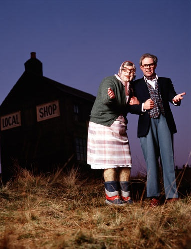Are you local? (The League of Gentlemen) One of the best, and blackest, of dark British comedies.