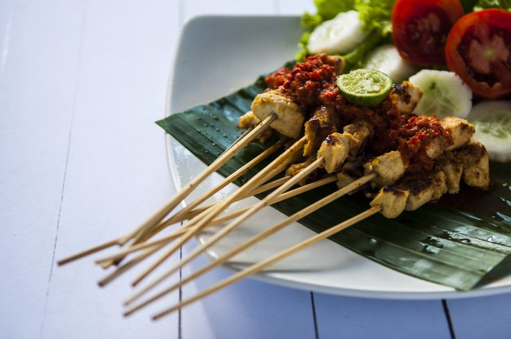 Sate Plecing -Homemade