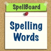 New! SpellBoard can now generate a Word Search & Word Scramble puzzles from any spelling list.