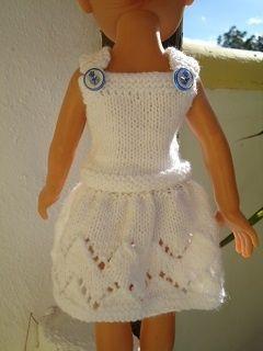 Une copie pour poupée chéries de corolle.