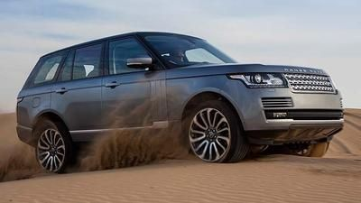 Range Rover Gets a Makeover for 2013: Land Rover drops 754 pounds from the vehicle, boosts rear legroom and sheds the boxy look. But it's still made for off-roading if you can stand to get it dirty.