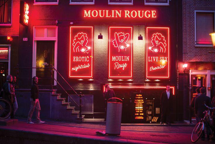 prostitutas barrio rojo amsterdam prostitutas buenos aires