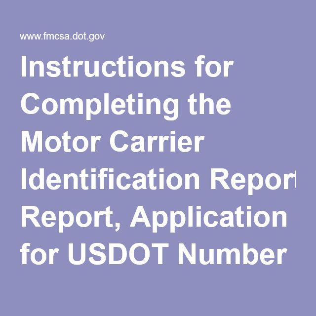 15 best work dot images on pinterest computers federal for Federal motor carrier safety regulations pdf