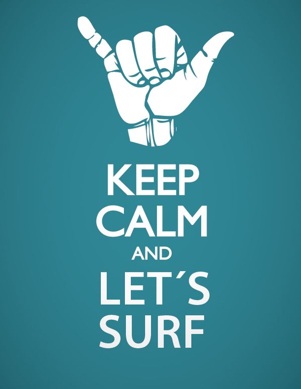 ::Keep Calm and...:: by Mr. Lemonade, via Behance