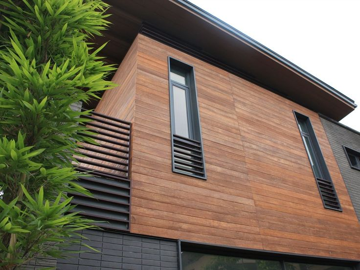 Composite Cladding Is Not As Much Hectic As Siding Is Made Of Unique Wood And It Is Strong