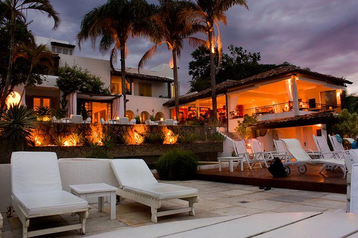 Honeymoon Our amazing hotel in Buzios, Brazil, Casas