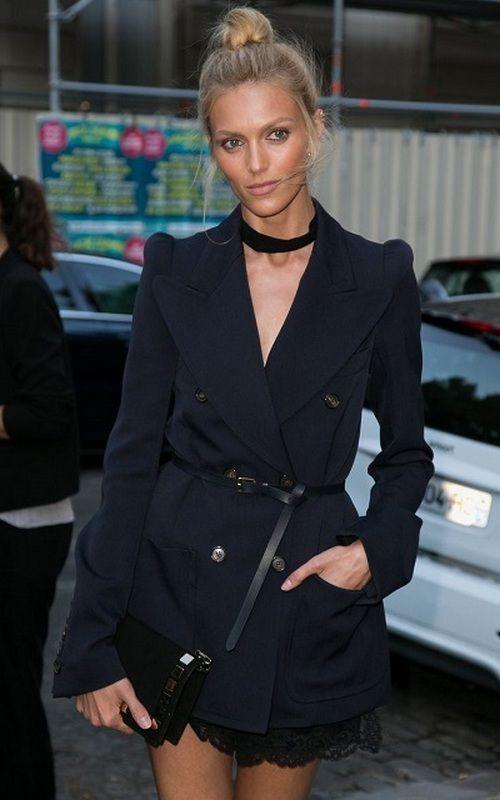852390c4b083 Платье-пиджак - элегантный тренд осени   Fashion Style    Стиль и ...