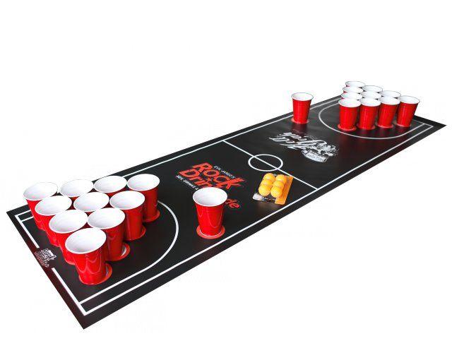 #BeerPong Set (Spielfeld + 30 #RedCups + 6 Ping Pong Bälle) // #RockDrinks // http://www.rock-drinks.de/Bier/Beer-Pong-Set-Spielfeld-30-Red-Cups-6-Ping-Pong-Baelle::1979.html