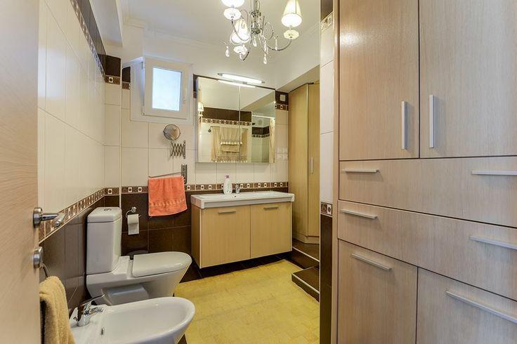 9 square meters luxury bathroom