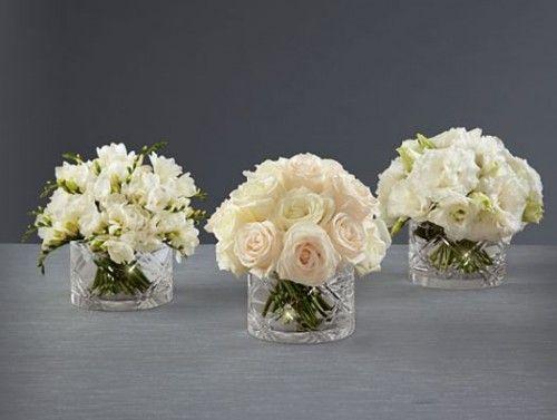 algo muy elegante y romántico para tu fiesta, diseñados por Vera Wang