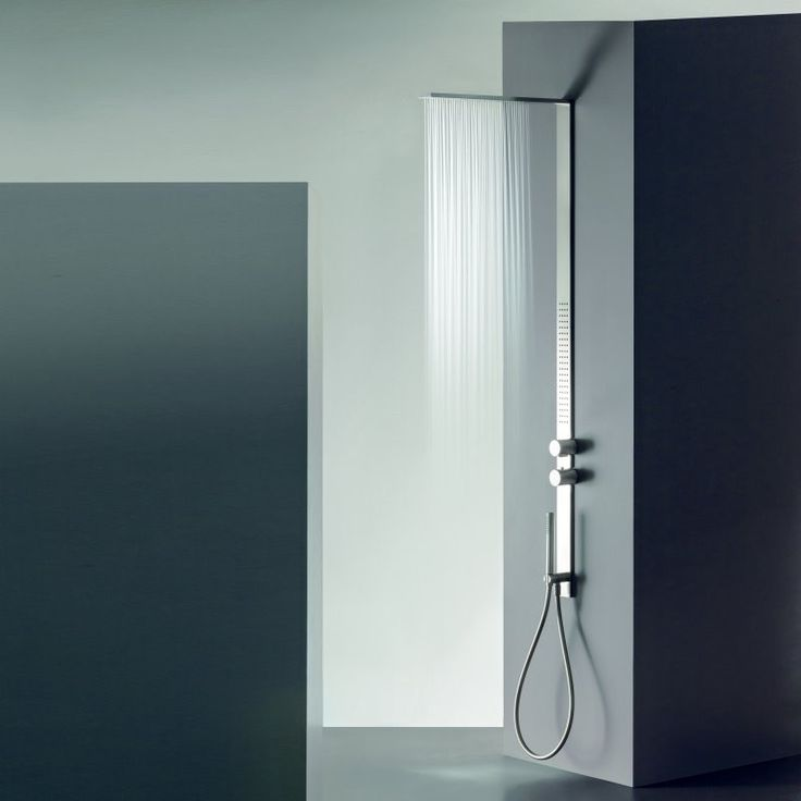 MilanoSlim Multifunctional Shower Panel By Fantini USA Is A Finalist In The  Interior Design Best Of Year Awards.