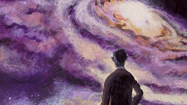 Michael Atiyah's Imaginative State of Mind |  Quanta Magazine