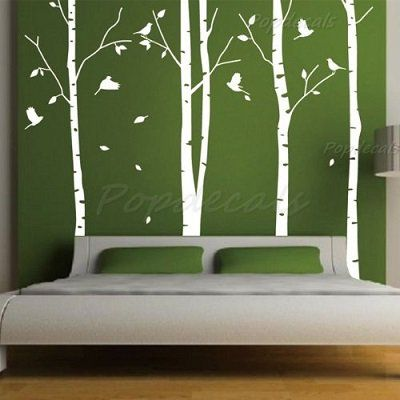 Best Moms Wall Decoration Images On Pinterest Wall - How to put up a tree wall decal