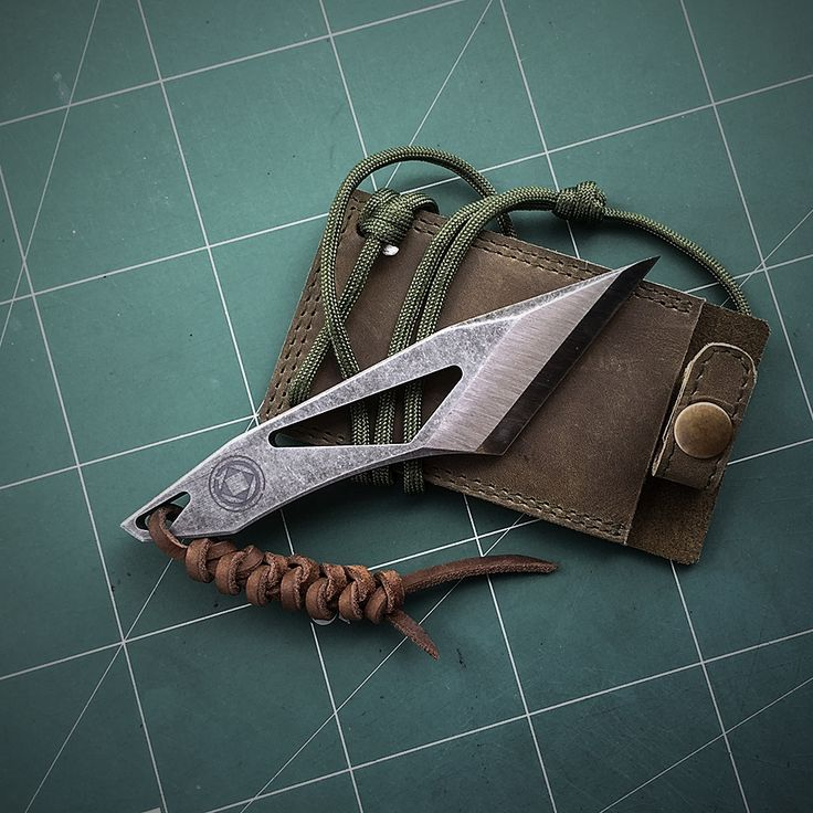 Kiridashi knives design