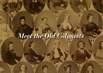 """""""Meet the Old Colonists"""": South Australia's Pioneers - Genealogy & History News"""