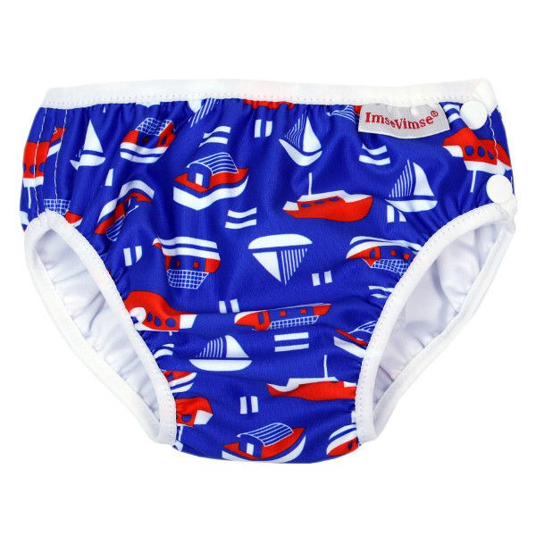 costume da bagno contenitivo per bambini e neonati barchette
