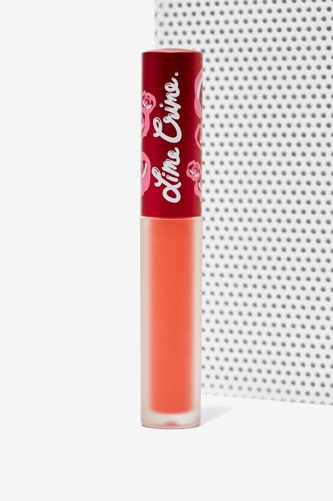 Lime Crime Suedeberry Velvetine Liquid Lipstick   Shop Accessories at Nasty Gal!