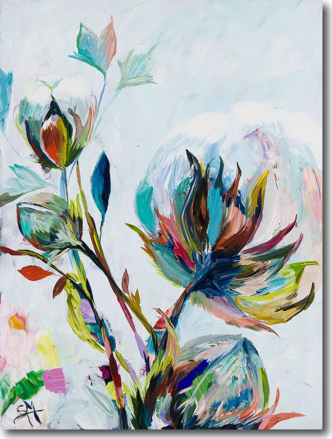 Starla Halfmann  SkylineArtEditions.com - Late Blooms, $25.00 (http://www.skylinearteditions.com/late-blooms/)