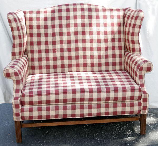 42 best Red Brick Cottage Upholstered Furniture images on Pinterest ...