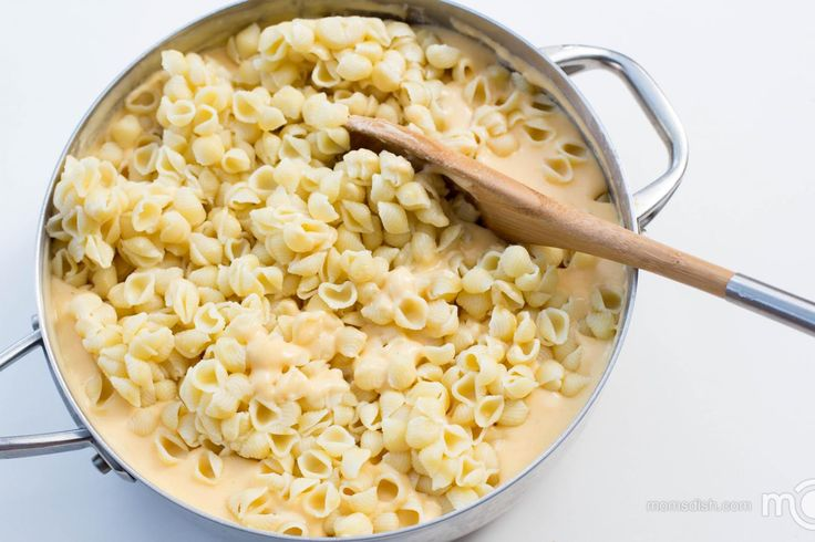Quick Mac and Cheese   Mom's Dish