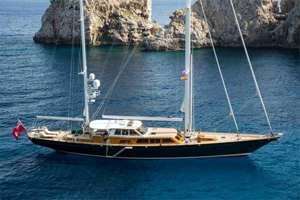 awesome luxury sailing yachts for sale 7 best photos