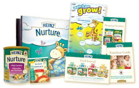 Nurture Free Baby Samples Canada - http://www.ikuzobaby.com/nurture-free-baby-samples-canada/