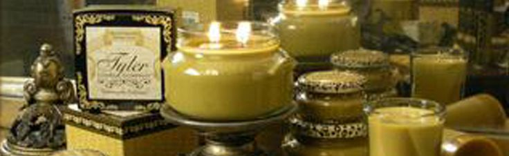 Tyler Candle Company Candles are the best candles ever--I love the Paris and Stardom scents!