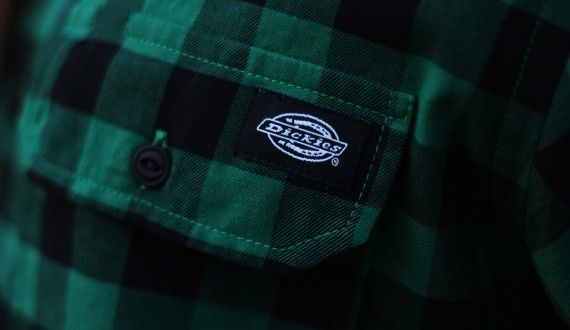 Dickies - Jacksonville shirt by Blue Distribution   the maxiemillion