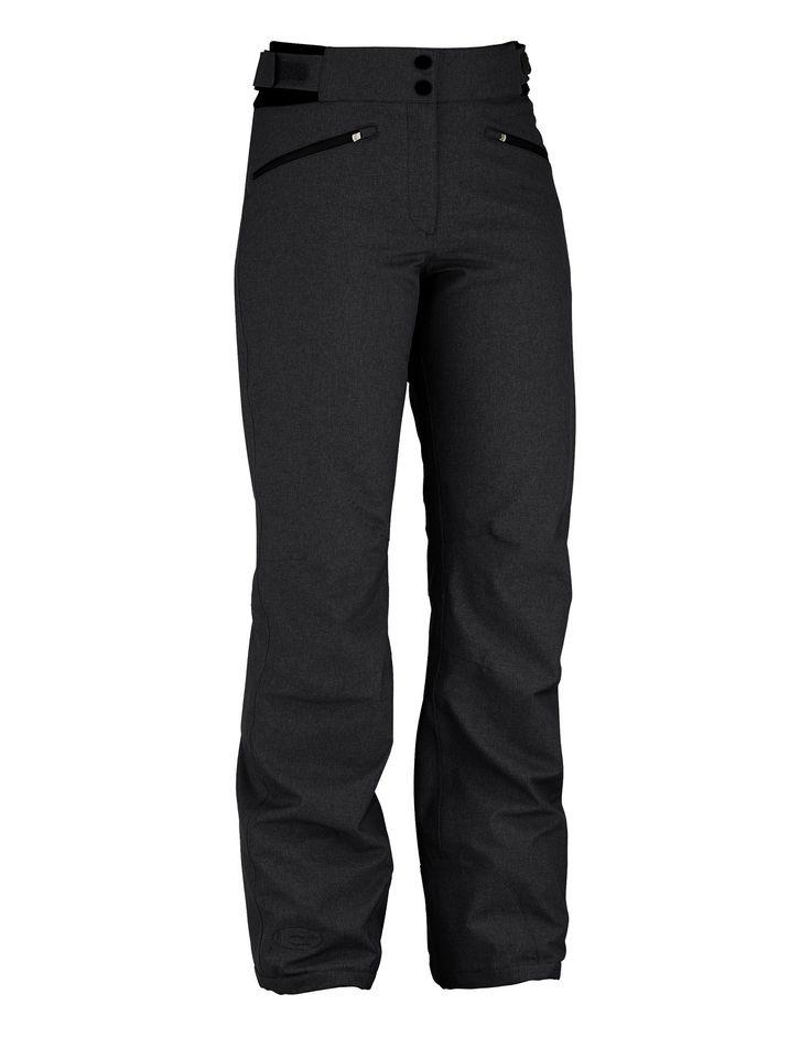 Stanton Pant 2.0 W Black - Noir Eider : Pantalons ski : Snowleader