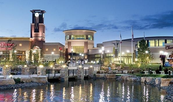 jordan creek shopping mall west des moines iowa great
