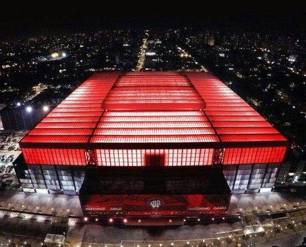 Arena da Baixada - Clube Atlético Paranaense - Paraná