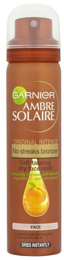 Garnier Ambre Solaire No Streaks Bronzer Face Mist Spray - Original (75ml) http://www.ebay.co.uk/itm/Garnier-Ambre-Solaire-No-Streaks-Bronzer-Face-Mist-Spray-Original-75ml-/301989092988?hash=item464ff3de7c:g:U14AAOSw-4BXZSti  Grab this Cheap Item. Visit Adikted ONLINE and get this gift Now!