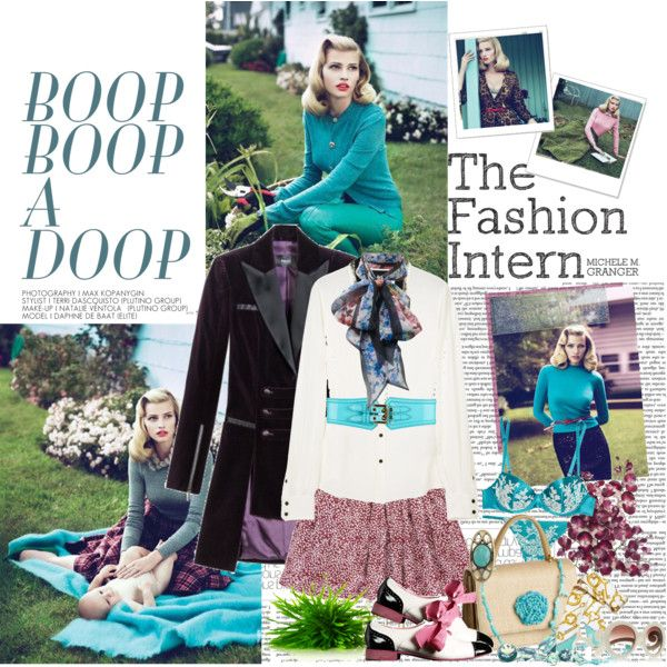 How To Wear Boop boop a doop Outfit Idea 2017 - Fashion Trends Ready To Wear For Plus Size, Curvy Women Over 20, 30, 40, 50