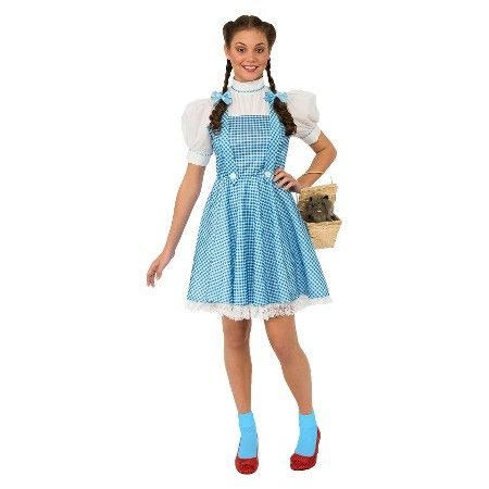 The Wizard of Oz Women's Dorothy Costume