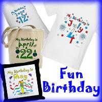 Birthdays For Everyday