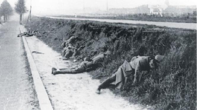 Gesneuvelde Nederlandse Militeren. begon van de oorlog 1940 . geen kans tegen die grote overmacht wat Duistland heet.
