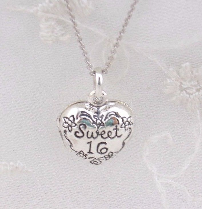 uk ckciml lockets heart ornami silver jewellery dp chain co cm sterling amazon curb locket filigree with ladies