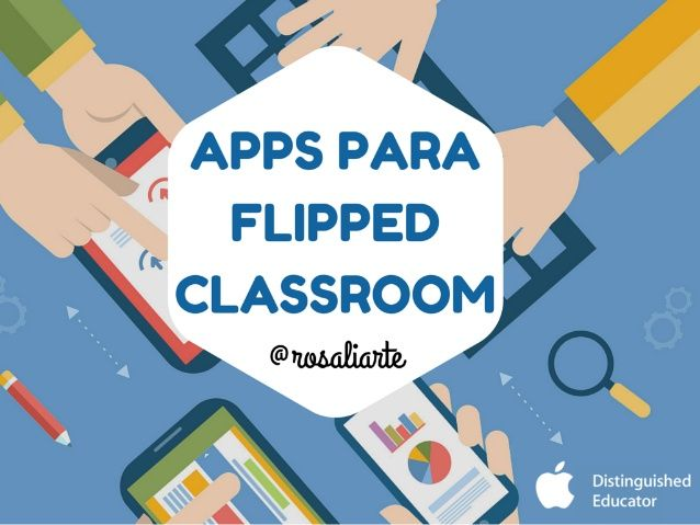 Apps para Flipped Classroom