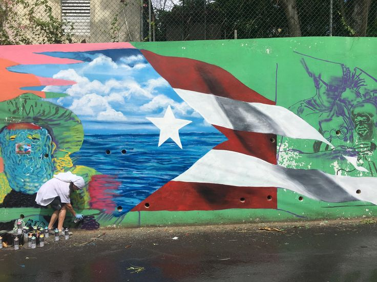 Color Libre is a collaboration among five street artists, whose goal is to capture a transcultural exchange of ideas about the social and cultural backgrounds that unite us all.