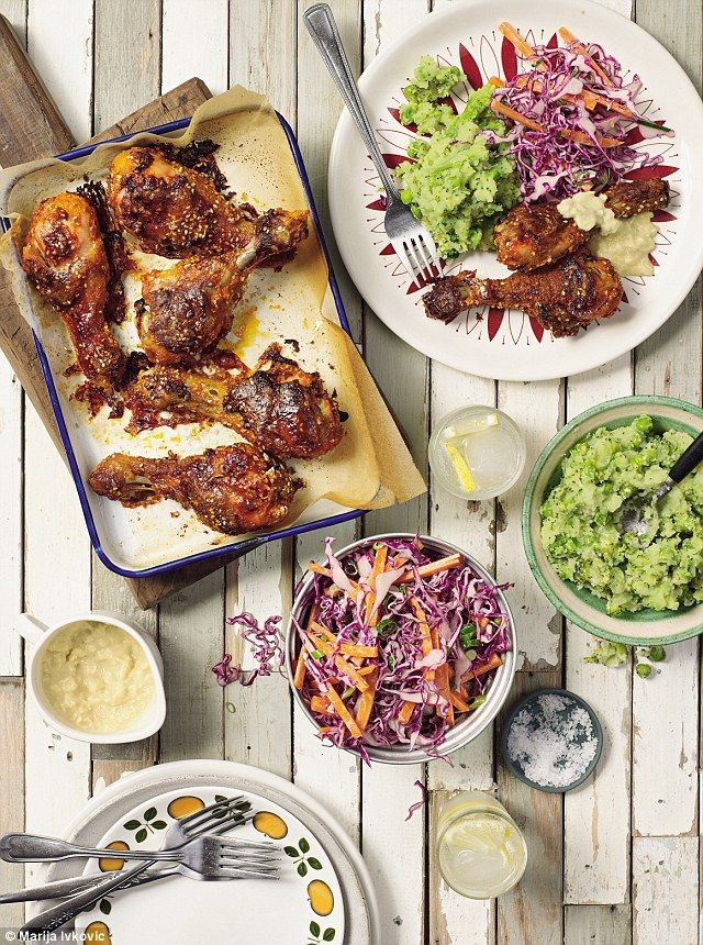 Healthy KFC? No way! Definitely a family favourite sure to be repeated!