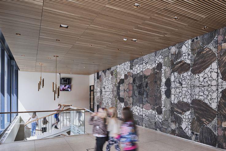 Gallery of Lillehammer Art Museum and Lillehammer Cinema Expansion / Snøhetta - 5