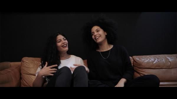 Watch Ibeyi perform River live on Nowness.