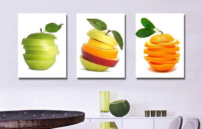 Модульные картины на кухню