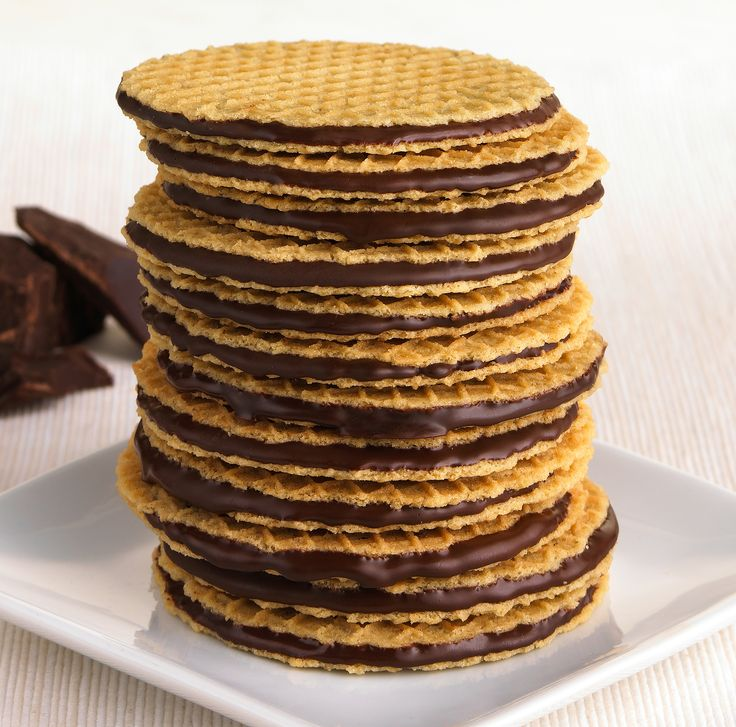 Lady Walton's Cookies - Creamy Dark Chocolate Wafers - All Natural ...