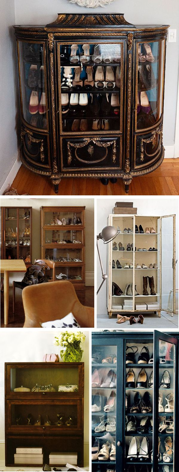 Genius!: Expensive Shoes, Shoes Display, Display Case, Shoes Storage Lov, Closet, Shoe Storage, Shoes Cabinets, Storage Ideas, Curio Cabinets