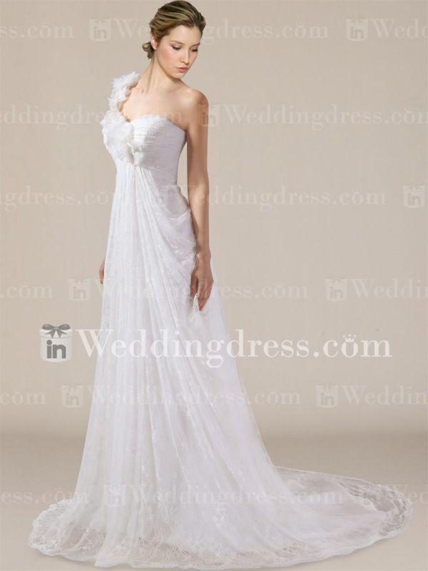 23 best wedding images on Pinterest | Hochzeitskleider, Chiffon ...