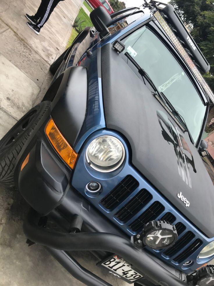Jeep Liberty in 2020 Jeep liberty, Jeep, Sports car